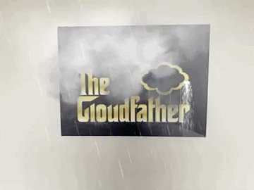 The Cloudfather Bringing the Rain... #Agilecloudscomic has much more Motion coming your way... Stay Tuned for so much more... #mondaythoughts #MondayMotivation #mondaymood