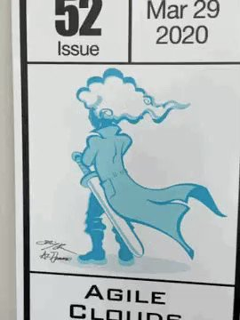 Our Heroes Hair Flowing with the wind... Stay Tuned for #Agilecloudscomic moving with Motion... The #EasyChoice #mondaythoughts #MondayMotivation #MondayVibe
