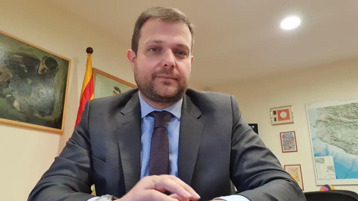 📢 El @govern fa efectiu el pagament de 20 milions d'euros per compensar el tancament de les instal·lacions esportives a causa de la Covid-19 durant el novembre passat  NOTA 👉    #esportcat