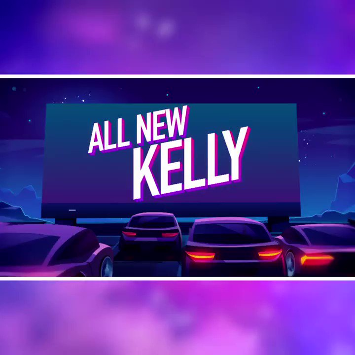 Catch my Drive-INterview with @kellyclarkson TODAY Monday! First time on @KellyClarksonTV , very excited to share with y'all