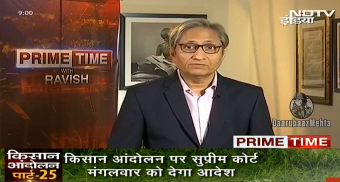 SHARE MAXIMUM  Ravish Kumar - Prime Time Exposes Modi Govt and how Supreme Court Slammed the Modi Govt lawyers in the hearing today.  Court made some very stern observations against Modi Govt today. The Govt looked helpless and clueless.  Why is Modi Govt still pushing the laws?