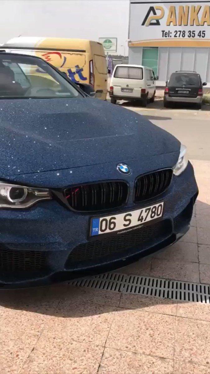 Mavinin tonu 💙 #bmw #BMWM3 #BMW #BMWi8 #bmwcar #araba #car
