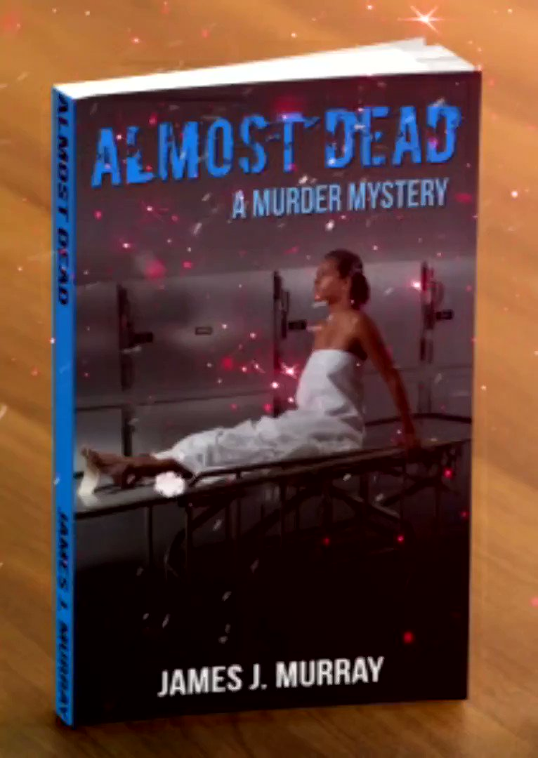 ALMOST DEAD --> PREQUEL to THE SERIAL CHEMIST  WHEN A MURDER IS NOT A MURDER! Why dead people wake up and walk home in my thriller novel ALMOST DEAD Amazon Link:   #MurderMystery #suspense #thriller #5star #asmsg #RRBC #ian1 #ebook #indiebooks #readers