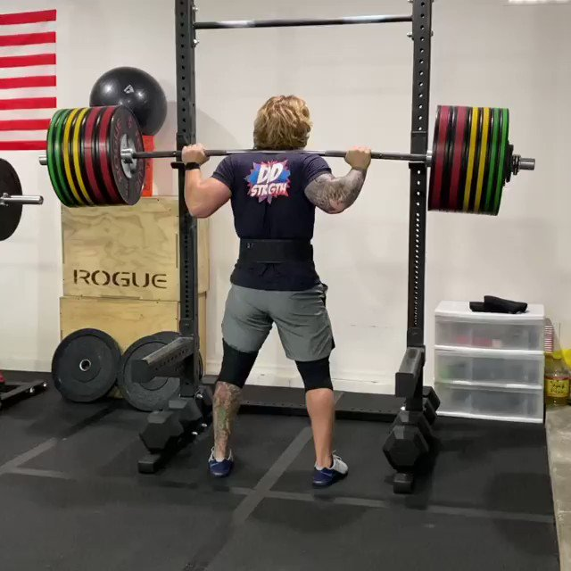 PR brought to you by #dadstrength.   Shop the Dad Strength T-Shirt:   Video: Cody Simpson hitting a 520lb PR