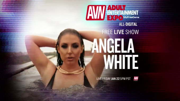 Join me for a FREE LIVE SHOW at 5pm PST on January 22 during the 2021 @AEexpo 💥   Make sure you're following