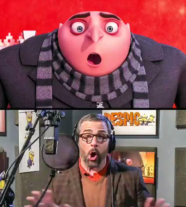 This is Gru's year. Who's excited for @Minions: The Rise of Gru??   @SteveCarell @DespicableMe @DanaGaier