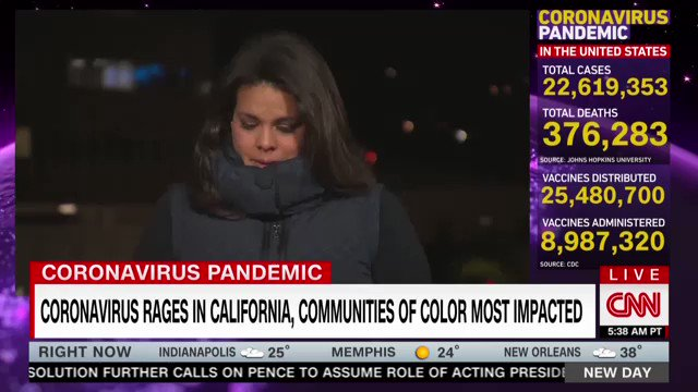 The world is collectively grieving right now, and journalists are working tirelessly to keep the public informed.  This moment of vulnerability is deeply relatable and refreshing to see.  Thank you, @sarasidnerCNN.