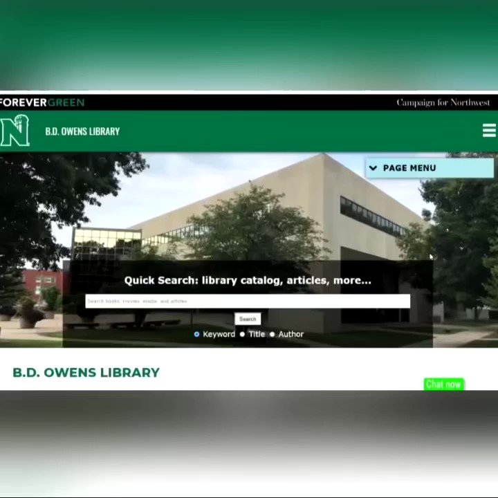 You asked & we heard you - online study room reservations are here!   Now instead of calling ahead/hoping for the best, you can reserve a room ahead of time, pick up the key @ the Library Services Desk when it's time & you're set! Guidelines & info  #oabaab