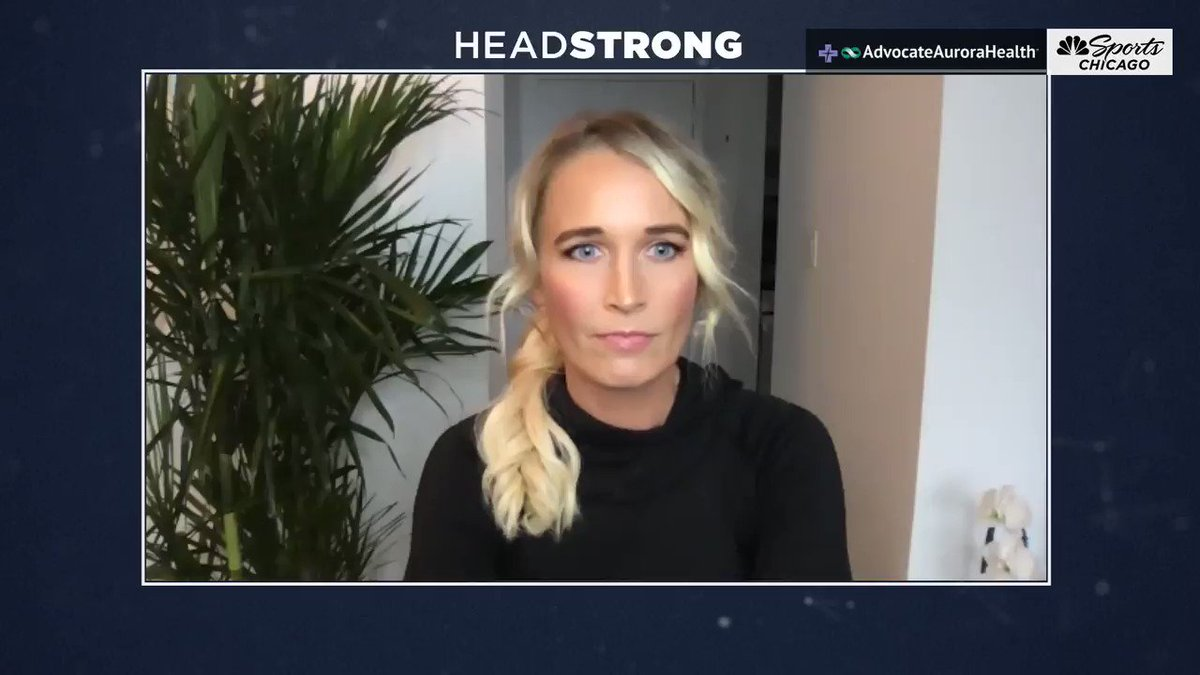 Have you found a community during the pandemic? @KendallG13 started a club that not only helps people with their physical health, but also their mental health #Headstrong is presented by @AdvocateAurora