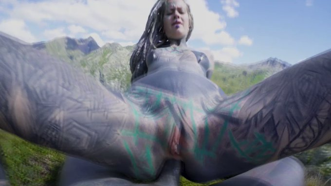 Do you like to have sex in the nature like I do? #retweet it  See how @Anuskatzz gets anal fucked on