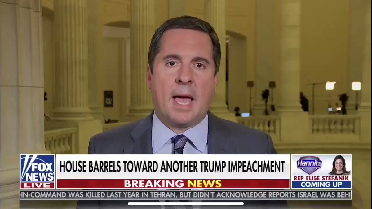 Devin Nunes: Look, the President makes a lot of mistakes. All presidents make mistakes...