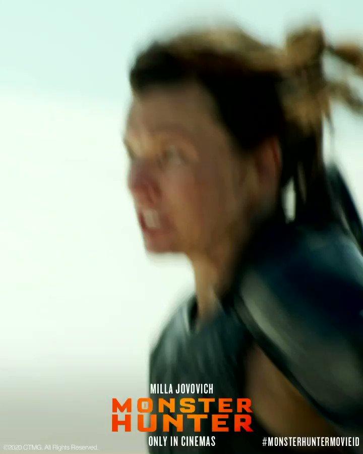 Sudah tayang hari ini! #MonsterHunterMovieID