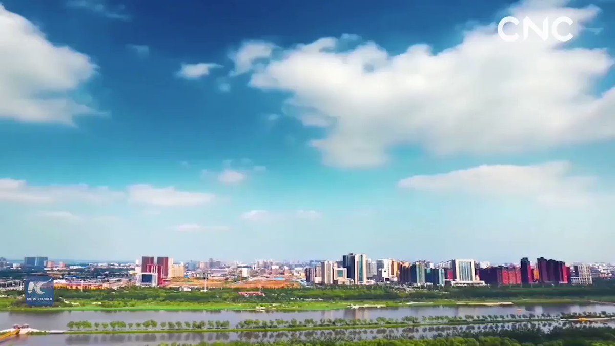 #Linfen City in #Shanxi Province is striving to build a provincial sub-center and move forward to high-quality development #ChinaFromAbove