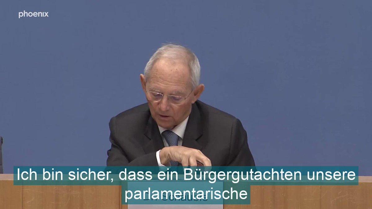 Image for the Tweet beginning: Eine Zusammenarbeit zwischen #Bürgerrat &