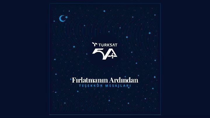 Türksat 5A uydumuzun başarılı fırlatılışının ardından yapılan gurur dolu açıklamaları sizler için derledik.  #Türksat5A #Türksat5B #Türksat5thGen #BeşinciNesilTürksat #UlaşıncaBaşlar