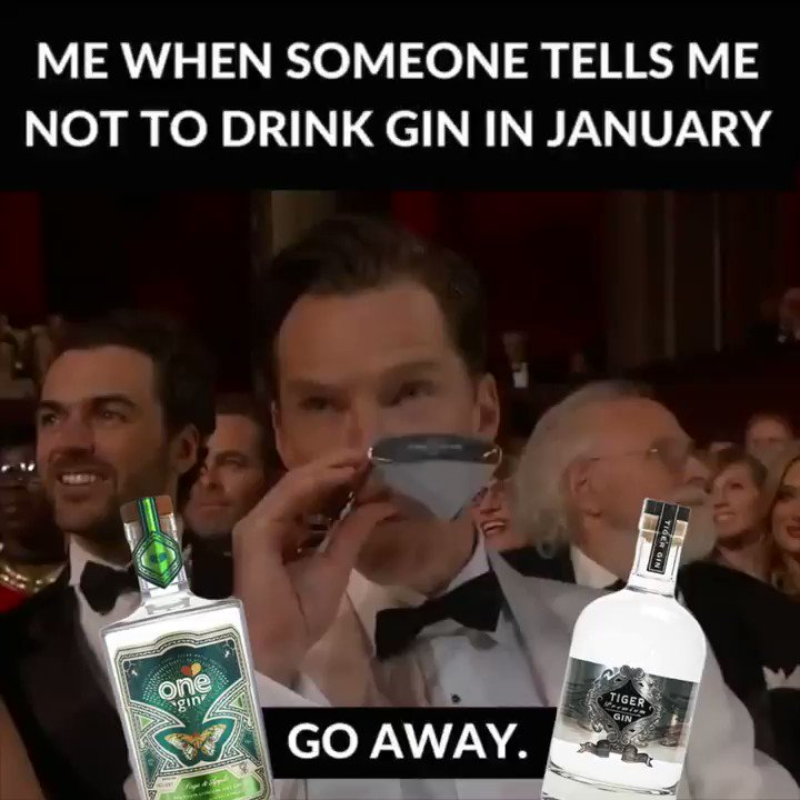 Sounds about right! 😆🍸 @TheSpiritOfOne  @TheTigerGin https://t.co/ipCHTumEDU