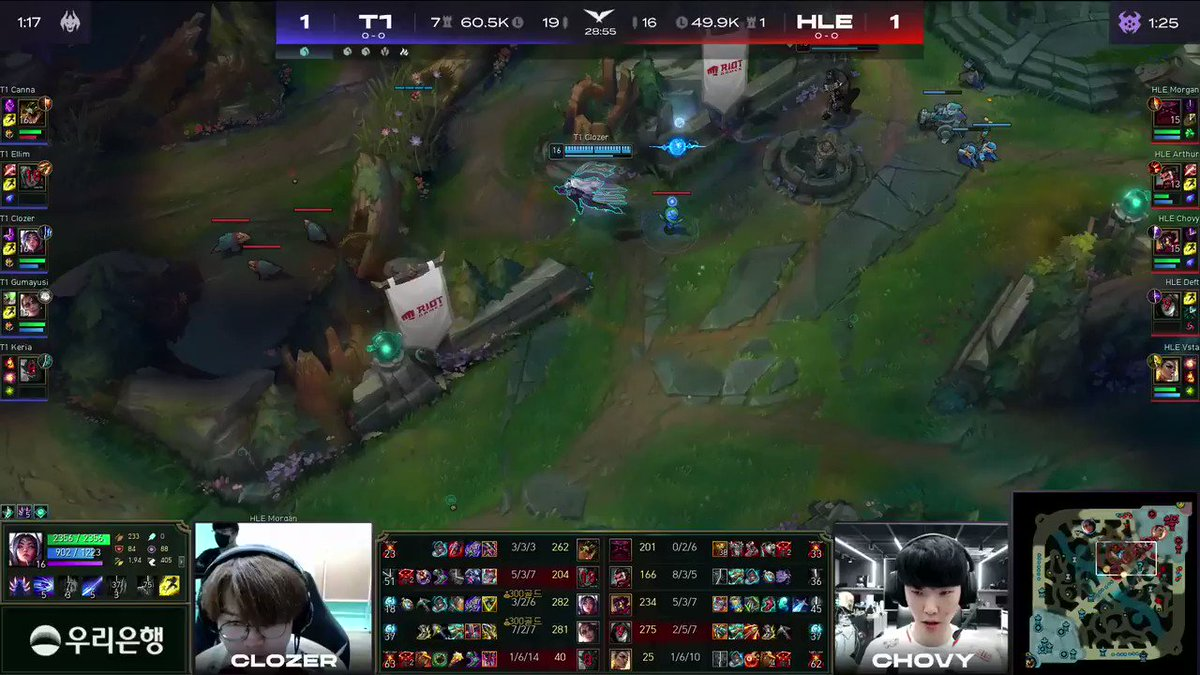lck - A QUADRAKILL for Gumayusi closes out the end of this series! #LCK