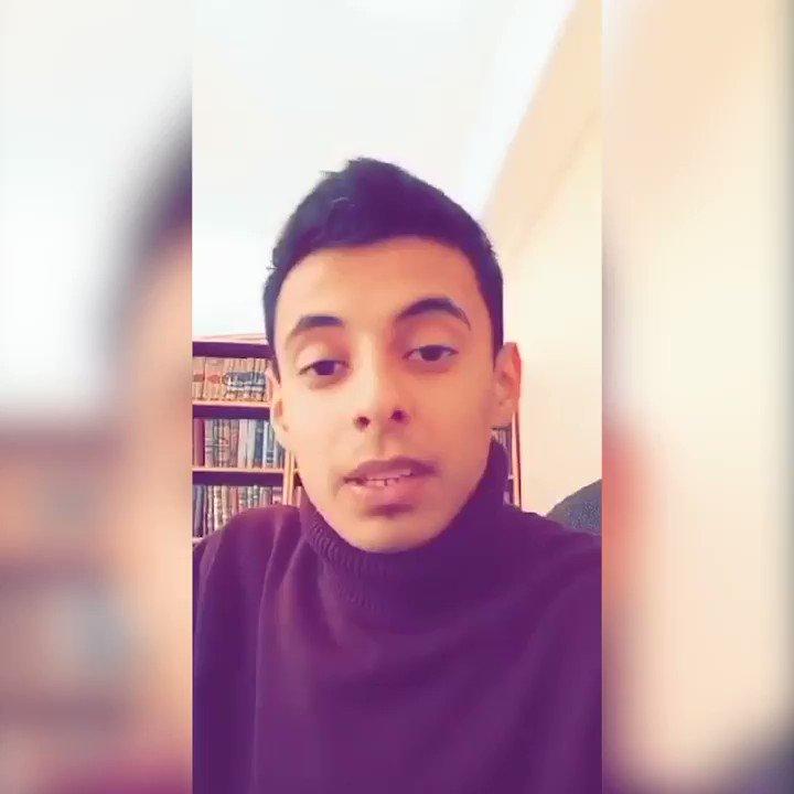 """مشاركة """"همام المنشاوي"""" معنا في #تأملات_الجزيرة  بانتظار مشاركاتكم عبر بريد الصفحة وسنقوم بنشر هذه المشاركات على منصات البرنامج ✉️📱"""