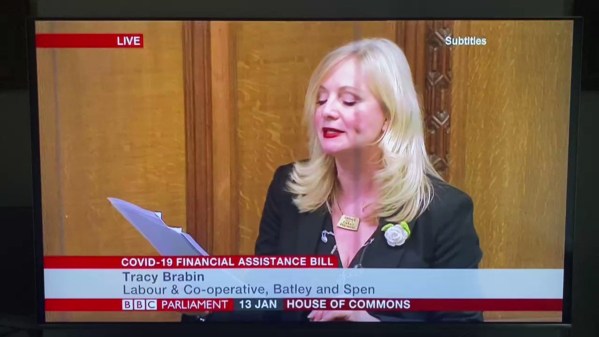 The bill has passed and will be in Parliament @HouseofCommons for its 2nd reading on 29th of January. Again will need cross party support!  Keep the pressure up #ExcludedUK #ExcludedFilm #ForgottenLtd  Well done @TracyBrabin and @APPGGapsSupport