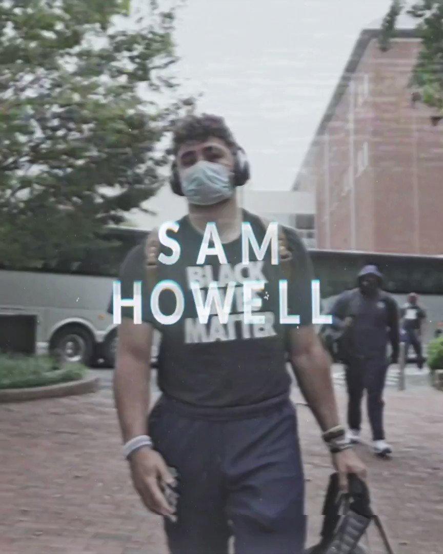 Replying to @TarHeelFootball: 7️⃣📈  #CarolinaFootball 🏈 #He7smanHowell