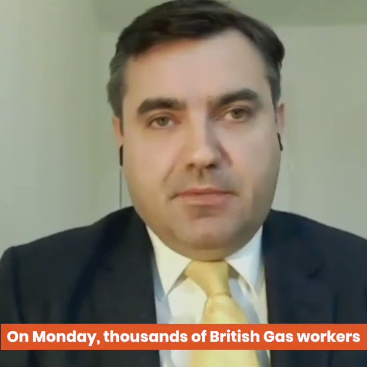 Thank you to @GavNewlandsSNP for raising @BritishGas' shameful attempts to fire and rehire their workers at #PMQs today.  If British Gas Senior Management thought if they kept their heads down we'd go away, they were wrong! #StopTheBritishGasFire🔥 https://t.co/cUng4Cfx1C