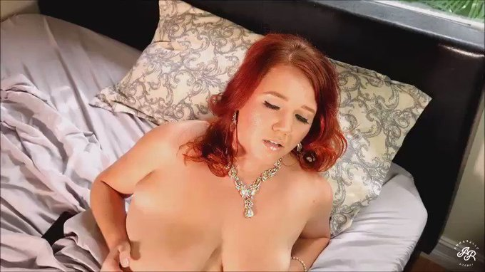 New Video! I have an erotic moment to myself as I play with my breasts and pussy. A sheet is draped over
