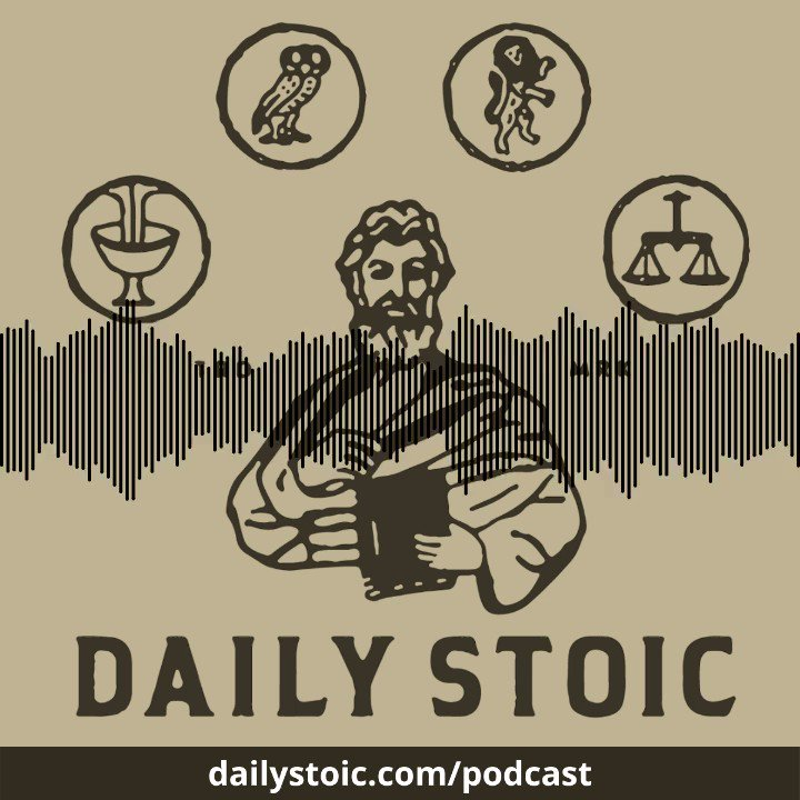 On the @dailystoic podcast, I spoke with @ProfEmilyOster about the unique way her parents raised her and her siblings and how it influenced her life.  Hear the rest here:   Subscribe now! Apple:  Spotify: