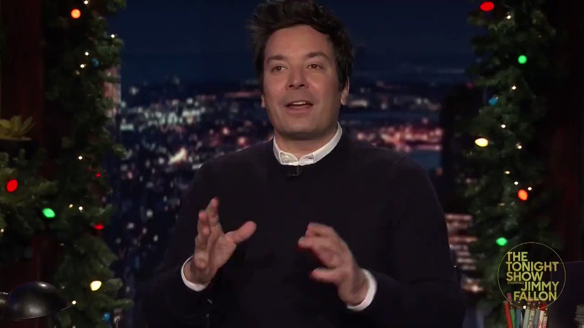 .@jimmyfallon asking the important questions. Which #BeeGees songs would you play for the aliens? 👽