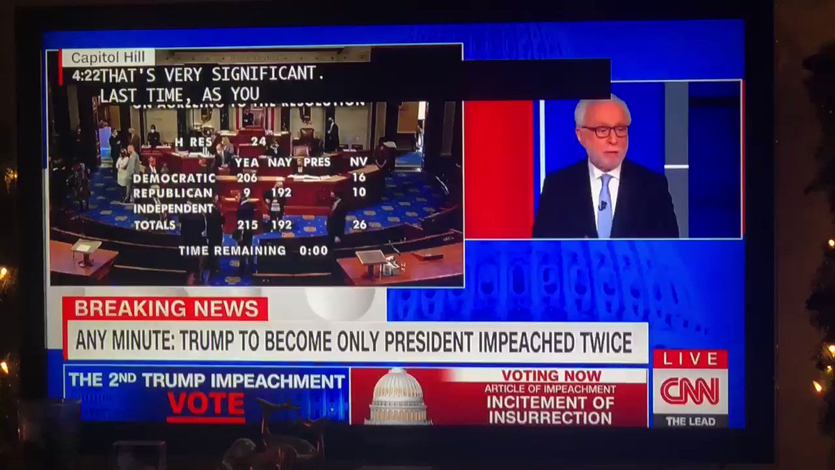 There it is #Impeachment2