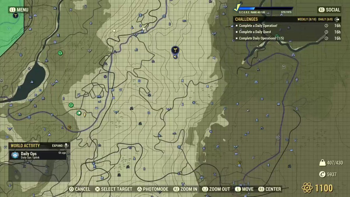 Griefer's camp gets Nuked lol  Don't threaten people or you will get Nuked! #Fallout76 #PvP