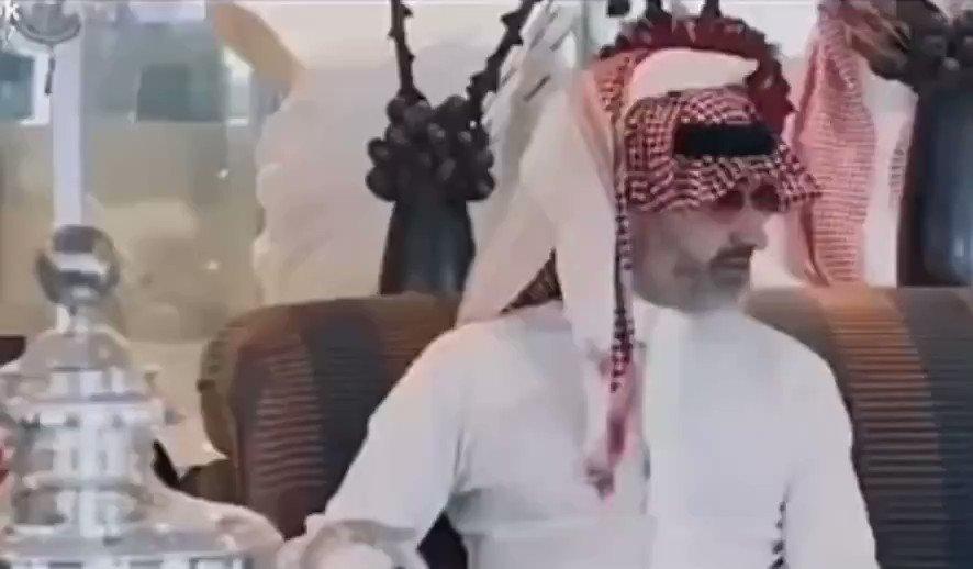 شكراً لصاحب السمو الملكي الأمير #الوليد_بن_طلال 💙🤍 فخامممههه 😍💙🤍  @Alwaleed_Talal @Fahad_Alotaibi_  فخر #الهلال والله يديم رجال الهلال 💙💙 قول وفعل
