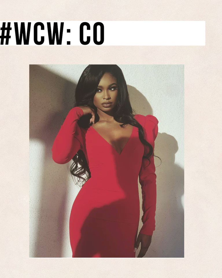 Today's #WCW is @TheRealCocoJ. Coco is a singer & actress, and at the age of 23 years old she has a mature, undeniable talent. Take notice! This young dynamo has the goods and she delivers. I wanna see her in everything! Thank you for being a ball of light.🙌🏾