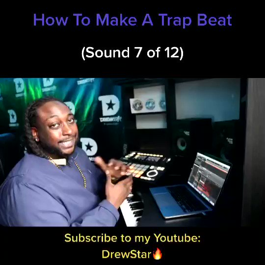 How To Make A Trap #Beat (Sound 6. Crash) Full video LINK  🔥  #producerlife #dmv #howto #trapbeats #videooftheday #tutorial #maschinestudio #music #wednesday #wednesdayvibes #dmvtalent #dmvarea #dmvmusic #dreadhead #marylandartist #dc #beatmaker