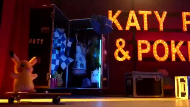 #KatyPerry lanzará una nueva canción que formará parte del festejo por el 25 aniversario de la saga de Pokémon ✨✨✨🎤🎶 #katyperryxpokemon