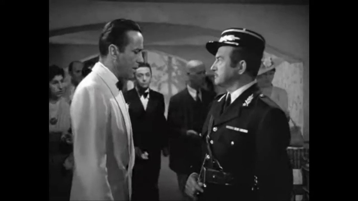 "@nytimes Plus Trump was as ""shocked"" at the #CapitolRiot as Capt. Renault was in Casablanca https://t.co/0QirHNQPH7"