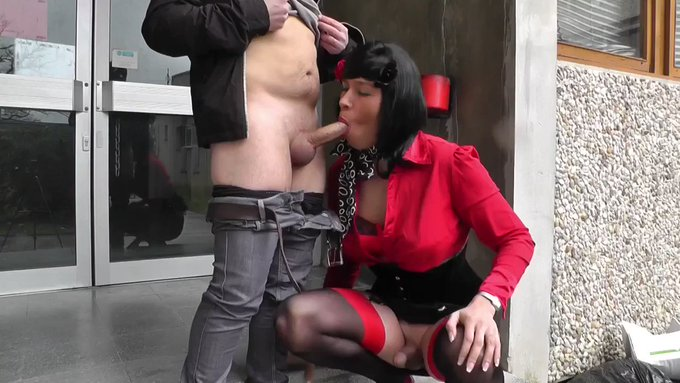 Another vid sold! Outdoor#4 Tgirl blowjob in public https://t.co/dfQYYgUNp2 #MVSales #MVTrans https://t