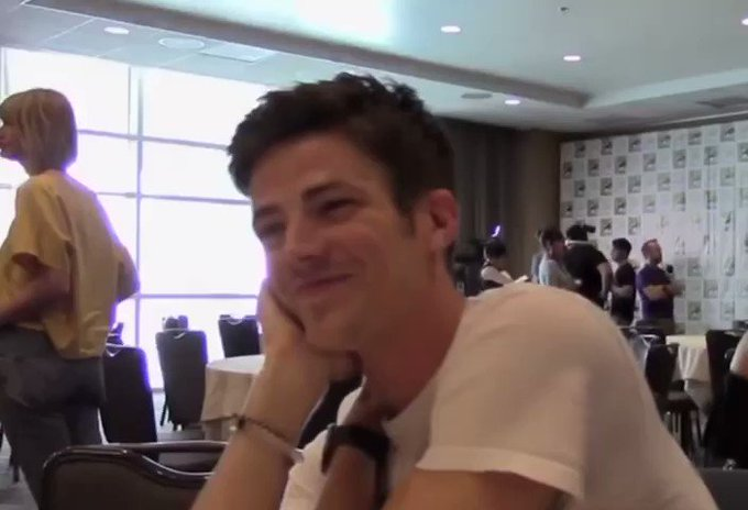 Happy birthday grant gustin!! my favourite glee guy and flash forever <3