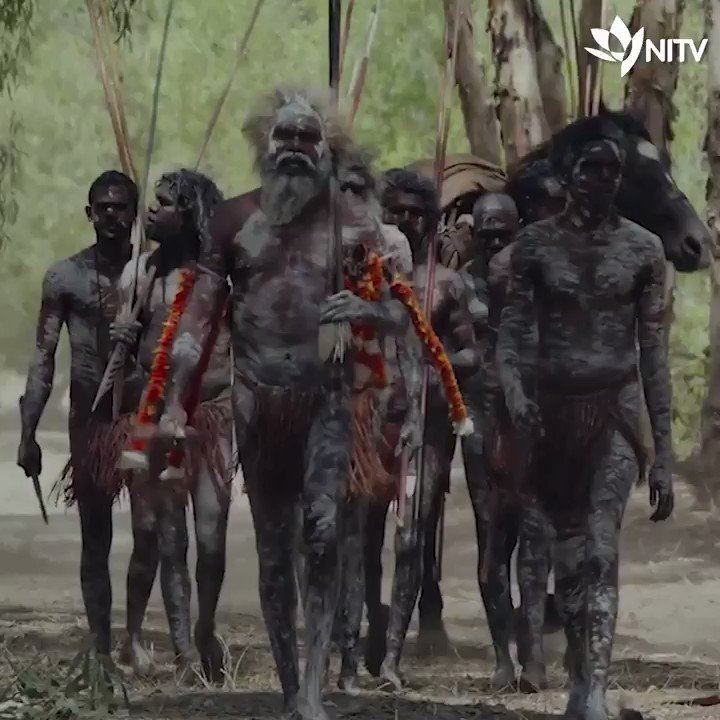 'It's Northern instead of Western. Northern action thriller': High Ground's producers are redefining movie genres in this Yolngu blockbuster. #HighGround #FirstNations