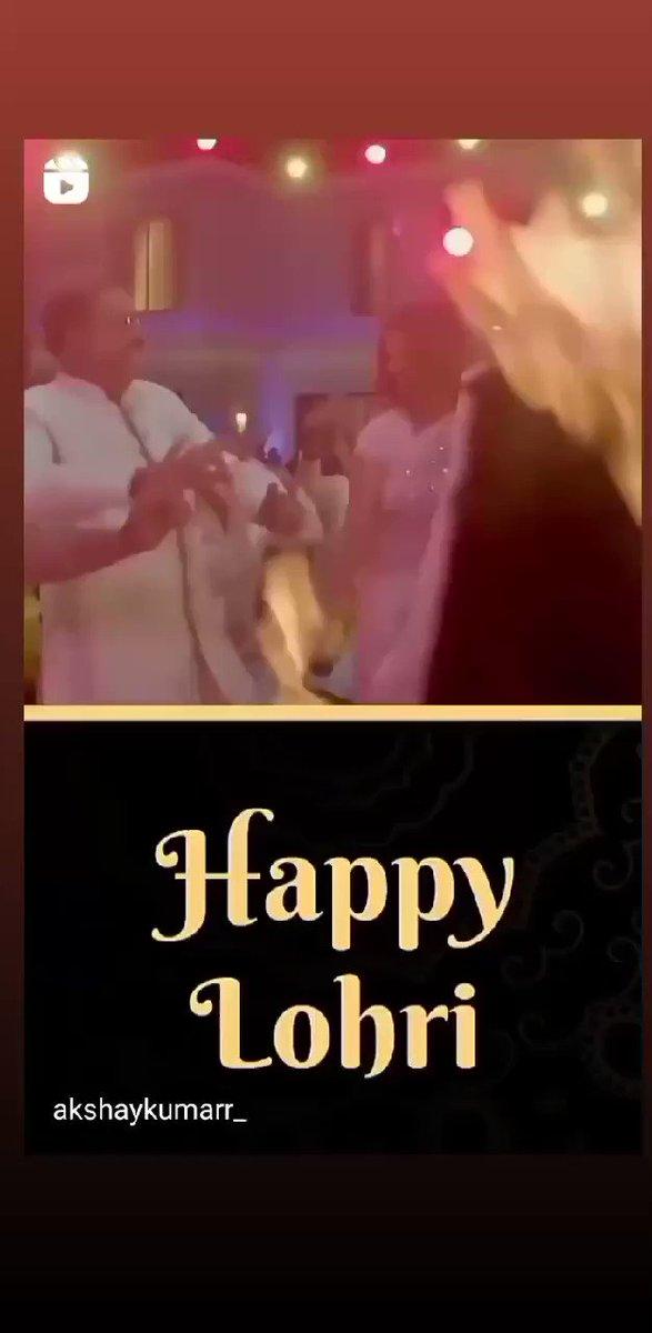 HAPPY LOHRI TO ALL OF YOU 😇  @akshaykumar  #Akshaykumar#Akshaykumarr_ #goodnewwz#happylohri