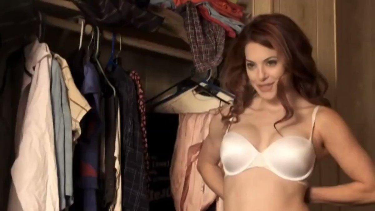 Olivia Alexander – Bus Driver (2016)  – Celeb Nudity