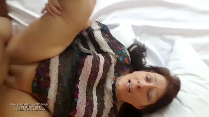 Sold my vid! Granny's Mid-Afternoon BBC Delight https://t.co/dxqcHjFvoU #MVSales https://t.co/svfc2Y