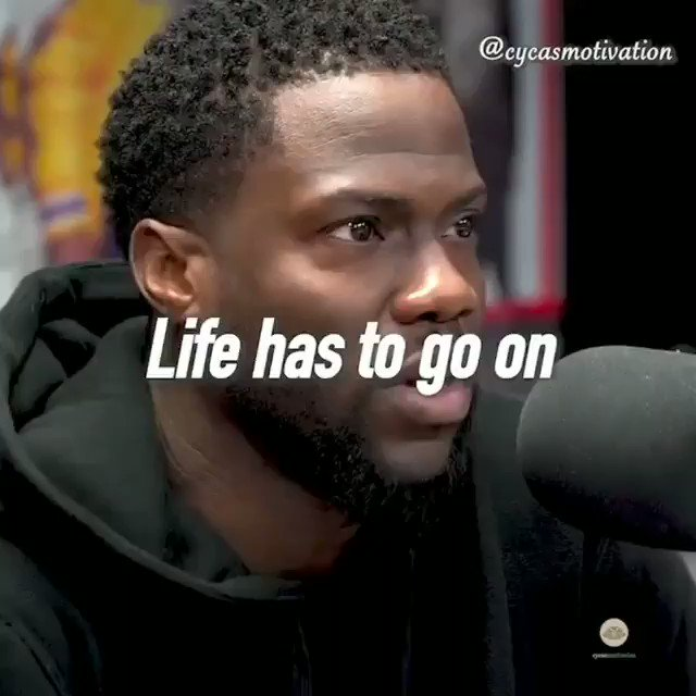 Kevin Hart is the most positive minded celebrity of our time. #KevinHart #Love