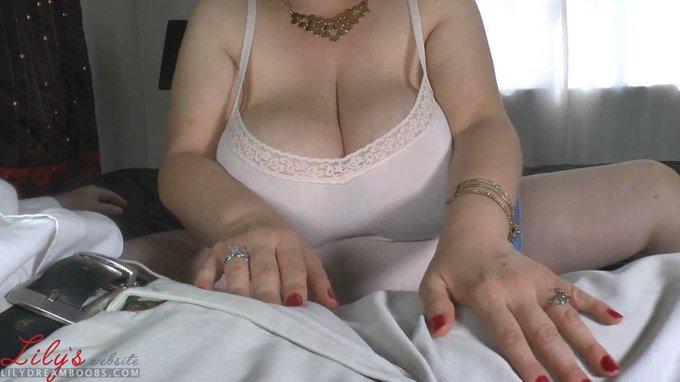 Big tit cock jerking, NEW video for MY MEMBERS. By Paula 😻 https://t.co/ca9vj70vX8 #jerking #cum #sexy