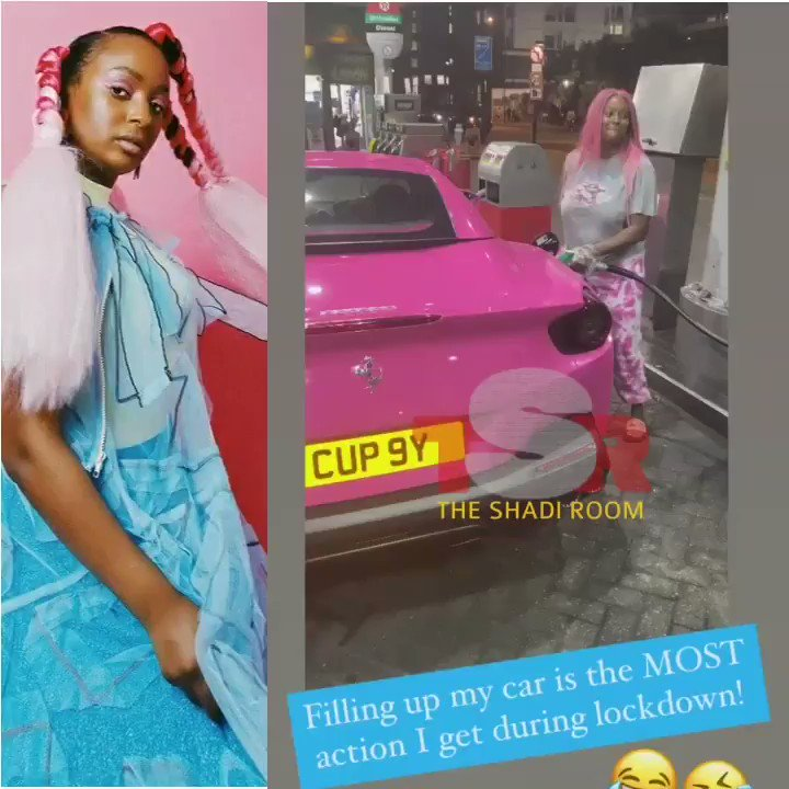 #DjCuppy filling up her ferrari for the first time and she is complaining that  her hand is paining her.  #WholnjuredLaycon Ikorodu Bobi Wine Christ Jesus Nancy Pelosi Toyin Abraham #Trumplmpeachment Sean Tizzle Smoking Tweets Hey Boy