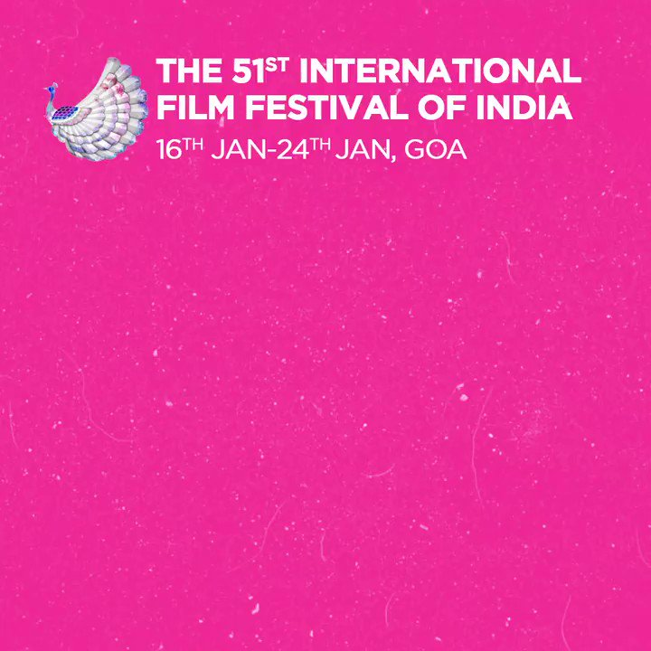REMINDER!!!!!  Don't Forget To Collect Your Delegate Passes From The Entertainment Society Of Goa.  Get Set To Experience #IFFI51  #IFFI51 #entertainment #goa #cinema #iffivibes #goatourism  @satija_amit @MIB_India @DDNewslive @Chatty111Prasad @PIB_India