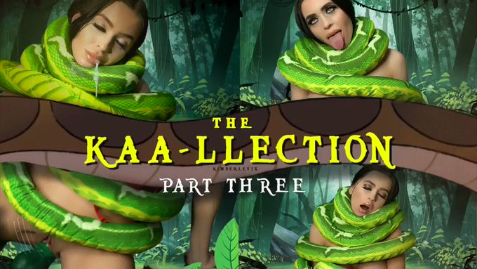 Another vid sold! Kaa-llection - Part Three https://t.co/HvBQDZXJQ2 #MVSales https://t.co/r39BGfNQKX