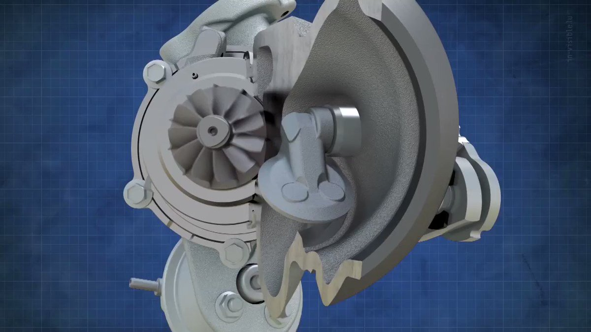 To enable smaller, lighter and more efficient engines, Garrett's #wastegateturbo for gas technology uses advanced aerodynamics, materials and bearing systems that maximize capabilities and fuse power with innovation. Read more: https://t.co/PbDZzFgat7