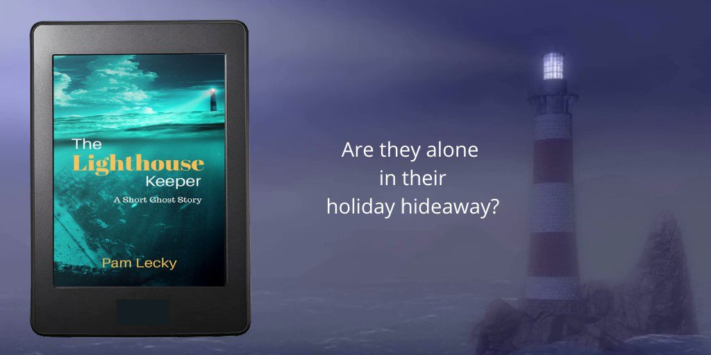 THE LIGHTHOUSE KEEPER Sally and Alex's First Holiday Together But Are They ALONE in Their Coastal Hideaway? A Kindle Short Read #ghoststory #Halloween #KU
