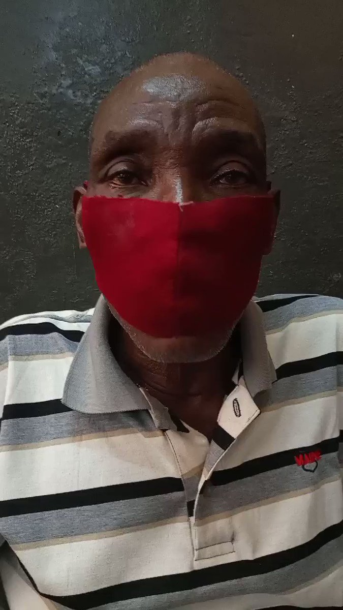 #SaveDaudaMustapha This is Mr. Dauda Mustapha.He is appealing to all Kind-Hearted Nigerians to save his life.He needs the sum of #550,000 to undergo Prostatectomy Surgery. I solicit your urgent help in this regard.Thank you all. Dauda Mustapha UBA A/C: 2014166611 Tel: 08038160020