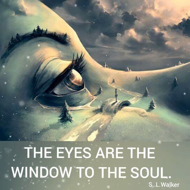 """The Eyes Are The Window To The Soul""  #thursdayvibes #thursday #tbt #eyes #window #soul #truth"